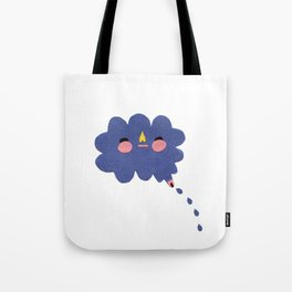 that's where the rain comes from Tote Bag