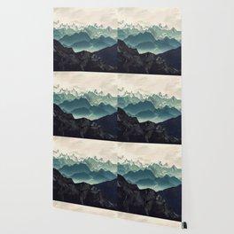 Shades of Mountain Wallpaper