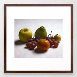 Fruit Studio Framed Art Print
