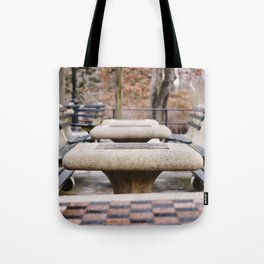 Chess Master Tote Bag