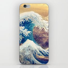 The Great Wave off Kanagawa iPhone Skin