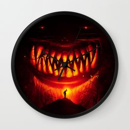 There's No Other Way Wall Clock