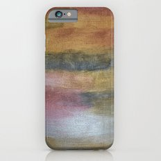 Color plate - rusty iPhone 6s Slim Case