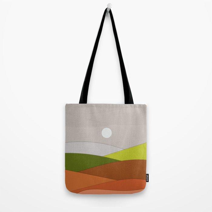 Landscape NC 04 Tote Bag