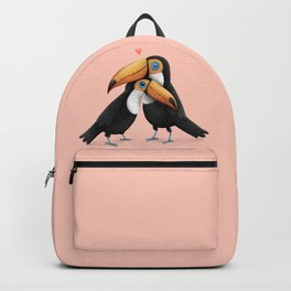 Toucan Love Backpack