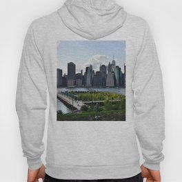 Downtown Manhattan Skyline Hoody