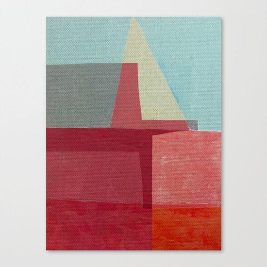 Keel Canvas Print