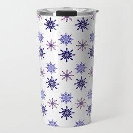 Snowing Travel Mug
