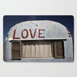 Love All People Cutting Board