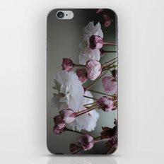 Zierapfel Blüte   iPhone & iPod Skin