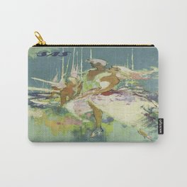 Vintage poster - Scandanavia Carry-All Pouch
