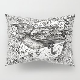Nest for Heart Pillow Sham