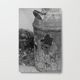 Master of Subterfuge Metal Print