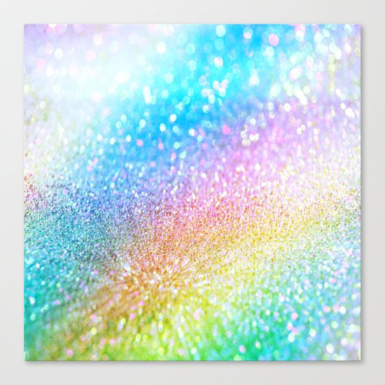 rainbow glitter by haroulita