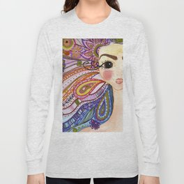 Psicodelia Long Sleeve T-shirt