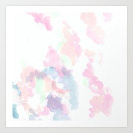 Weekend Paints 1 Art Print