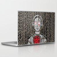 metropolis Laptop & iPad Skins featuring METROPOLIS by Alberto Corradi