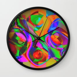 Marc Round Wall Clock