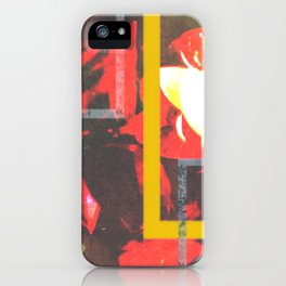 Taped Up iPhone Case