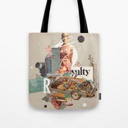 Spirited Royalty Tote Bag