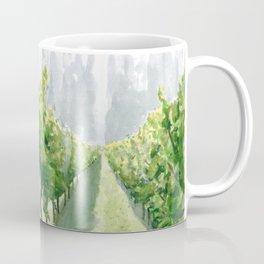 Vineyard Sun Coffee Mug