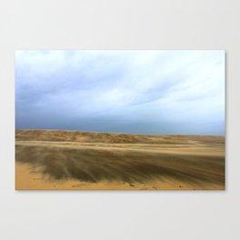 Dunes [4] Canvas Print