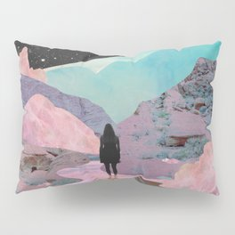 The Mountains of Lemuria Pillow Sham
