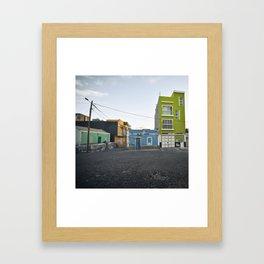 Porto Novo Framed Art Print
