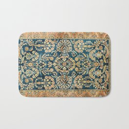 Sarouk  Antique West Persian Rug Print Bath Mat