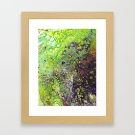 Limeade Framed Art Print