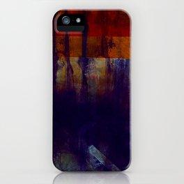 mercurial + caustic iPhone Case