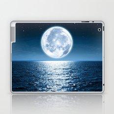Sea on the Moon Light Laptop & iPad Skin