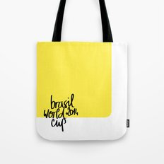 Brazil World Cup 2014 - Poster n°3 Tote Bag