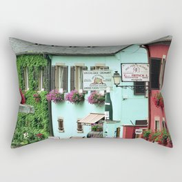 Pastel Town : Alsace Rectangular Pillow