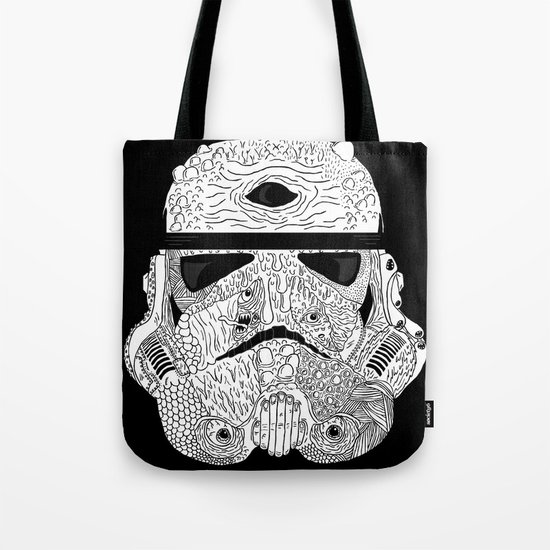 Gore Trooper Blk/Wht Tote Bag