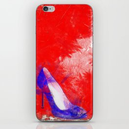 Manolo iPhone Skin