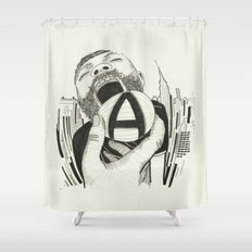 // A    Shower Curtain