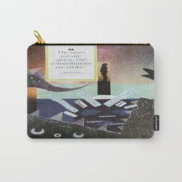 Collage - The Stars We Are Given Carry-All Pouch