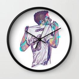 Real Madrid Asensio Wall Clock
