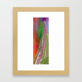 city art - La Tour Eiffel -2- Framed Art Print