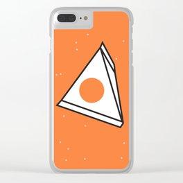 Sunnyboy Clear iPhone Case