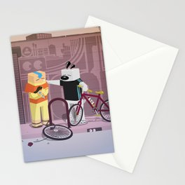 The Nick Yorkers in JUNE Stationery Cards