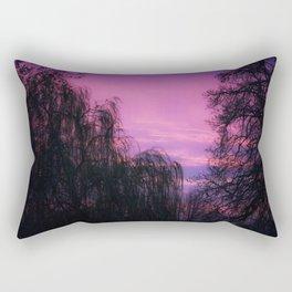 Art By God a beautiful Sunrise Rectangular Pillow