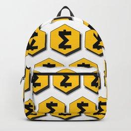 SmartCash Hex Tiles Backpack