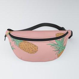 Pineapple Dreams Fanny Pack