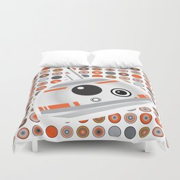 BB-8 droid Duvet Cover