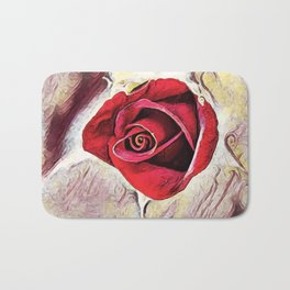 Rose R1 Bath Mat