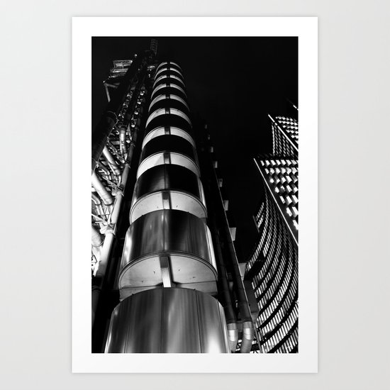 Lloyds of London Art Print