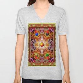 Spirit Meditation Unisex V-Neck