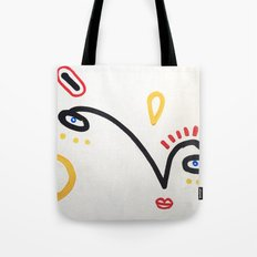 I dont wanna see you, bitch. Tote Bag